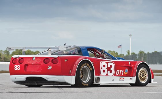 Paul Newman Corvette up for auction