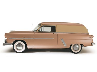 1952 Ford Courier