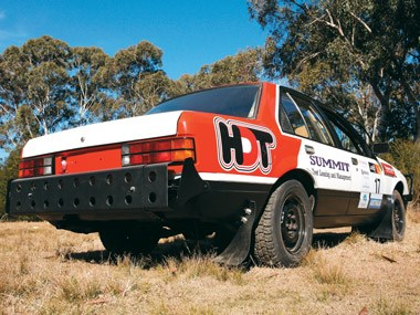 1979 Holden VB Commodore rally car