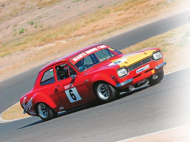 1969 Ford Escort RS1600 race car