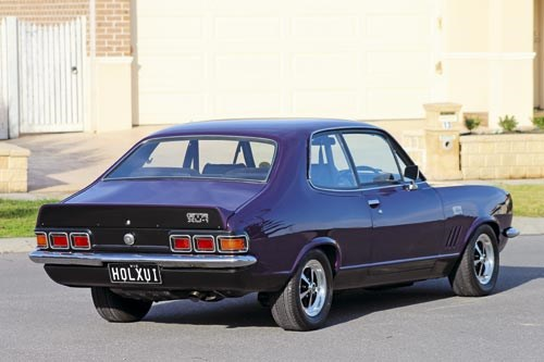 Project Purple: Torana XU-1 part 1