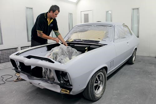 1972 LJ Torana XU-1: Project Purple part 4