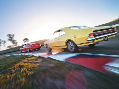 Holden Monaro 40th Anniversary