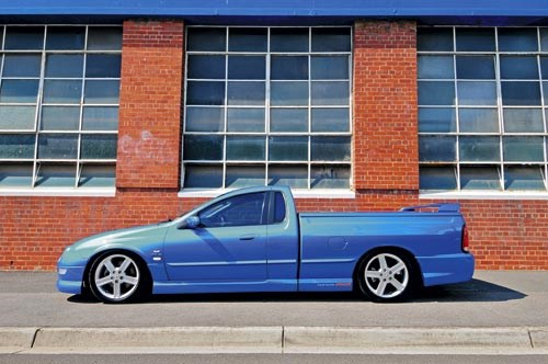 Ford Falcon AU Pursuit 250 Ute