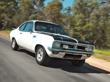 1973 Chevrolet Firenza CanAm