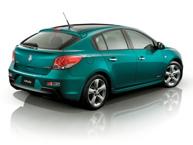 Holden Cruze SRi-V hatch