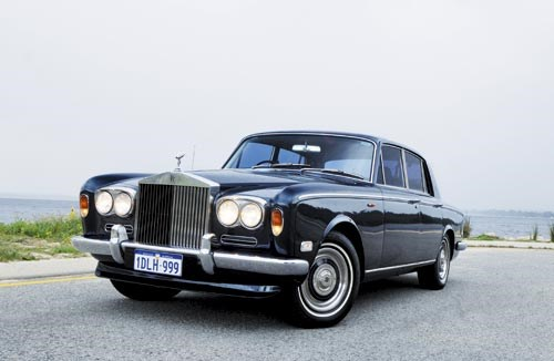 Rolls-Royce Shadow 1