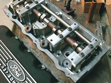 427 Cammer V8 Engine