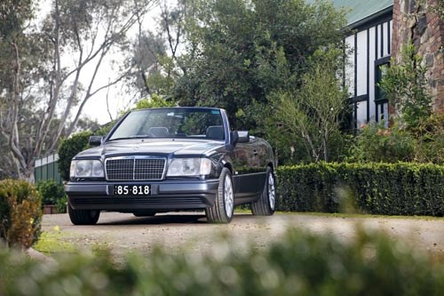 Mercedes-Benz W124 Series