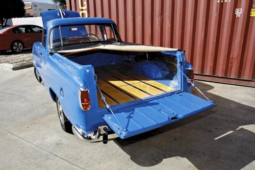1961 FB Holden Utility