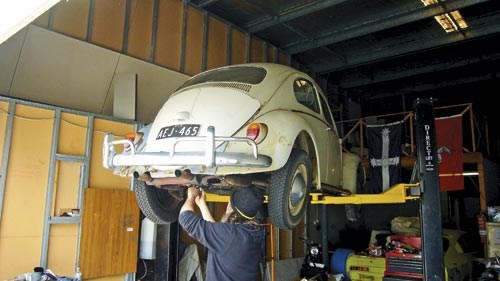 Reviving the Beetle
