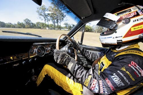 Bathurst legends - Ford Falcon XR GT