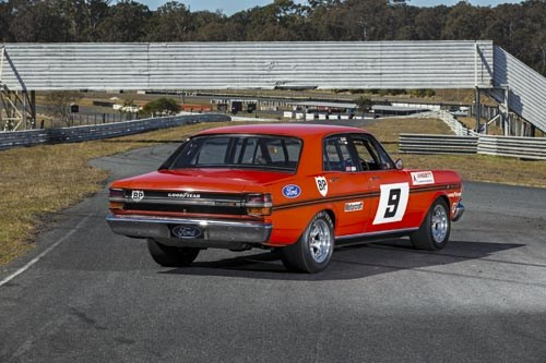 Bathurst legends: Ford Falcon XY GT-HO Phase III