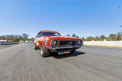 Bathurst legends: Holden LJ Torana GTR XU-1