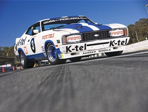 Bathurst legends: Ford XC Falcon Hardtop