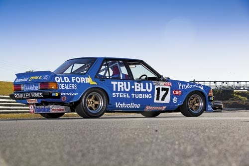 Bathurst Legends: Ford XD Falcon