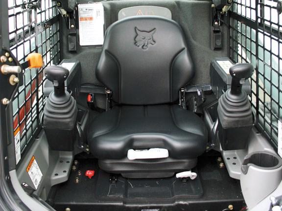 Bobcat T630 skid steer loader