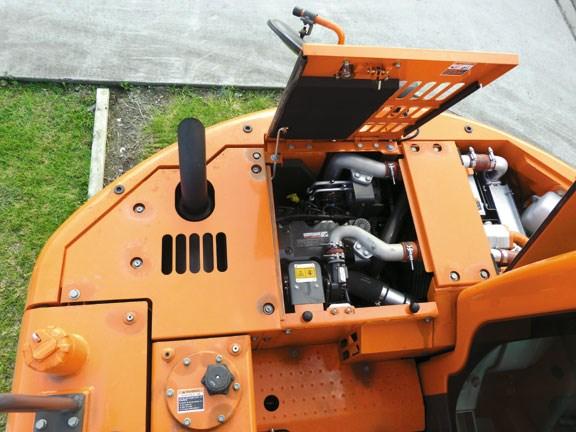 Review: Doosan DX 140LCR excavator