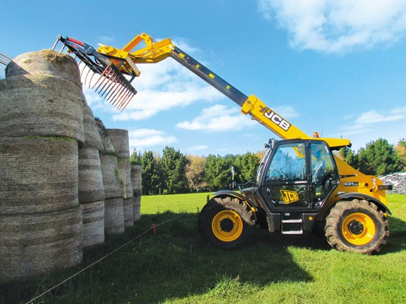 Review: JCB 531-70 Agri Super Loadall Telescopic Handler