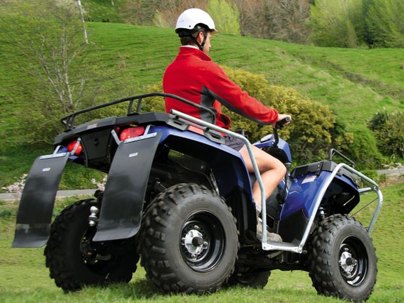 Polaris Sportsman 400 H.O.