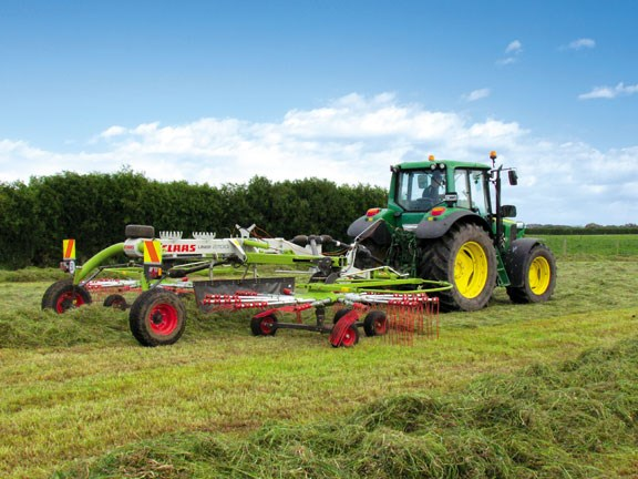 Claas Swather