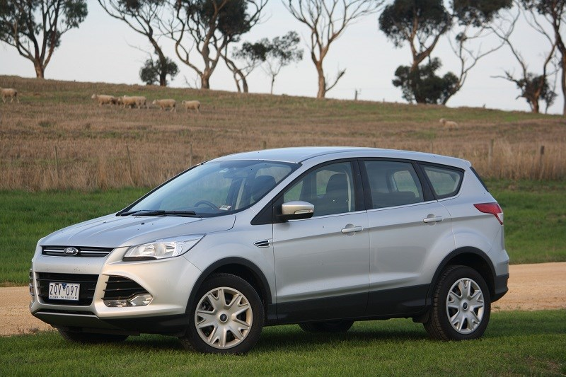 1 Ford Kuga Ambiente