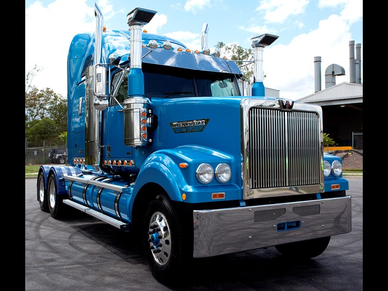 30th anniversary limited edition Western Star 4900FXT