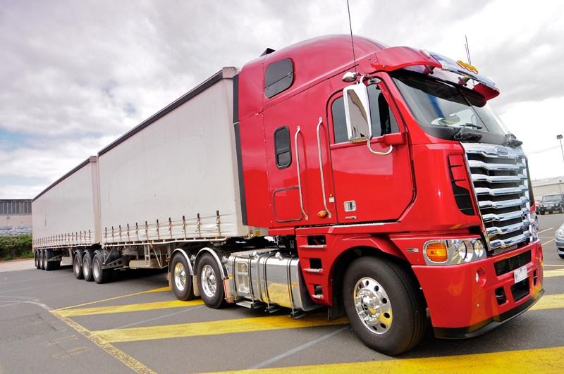 Freightliner Argosy 6x4 Truck Review