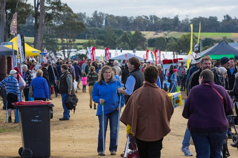 Agfest 2014 crowd 2