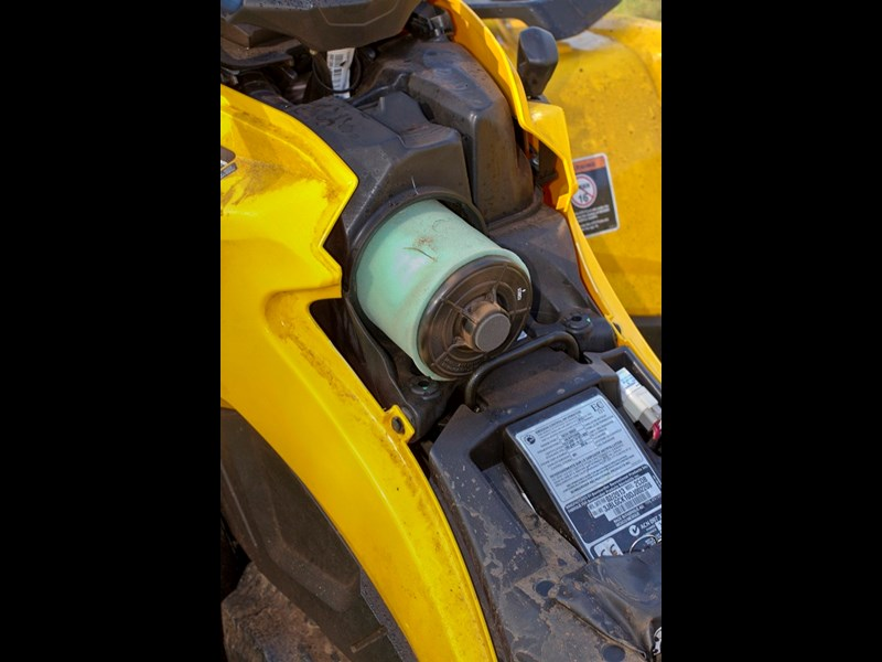 Can Am Outlander 500 DPS airbox