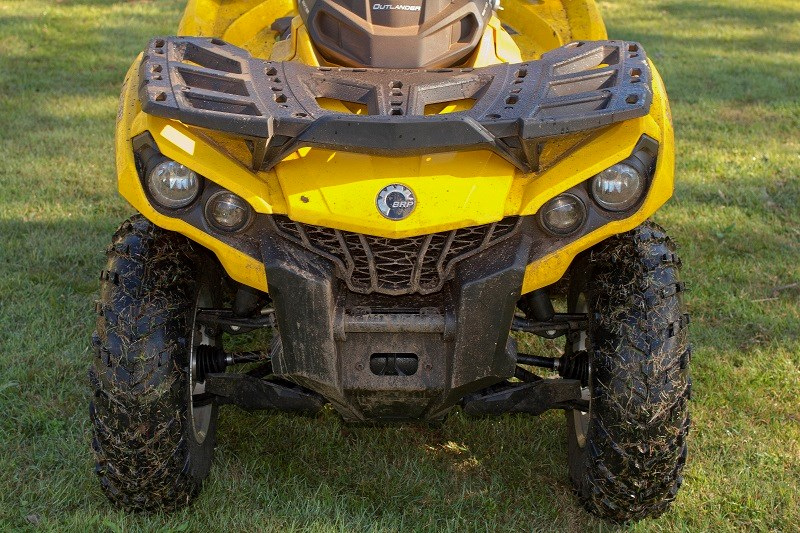 Can Am Outlander 500 DPS front bumper