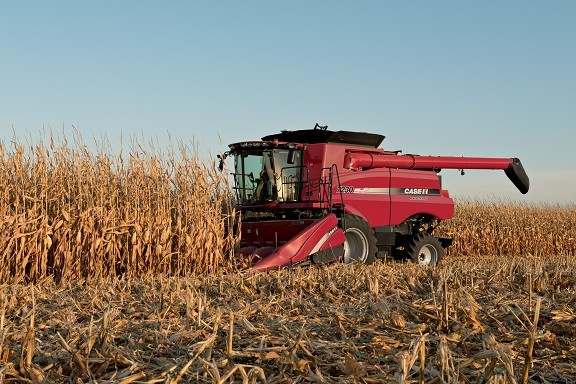 CASE IH 7230 Axial-Flow combine harvester