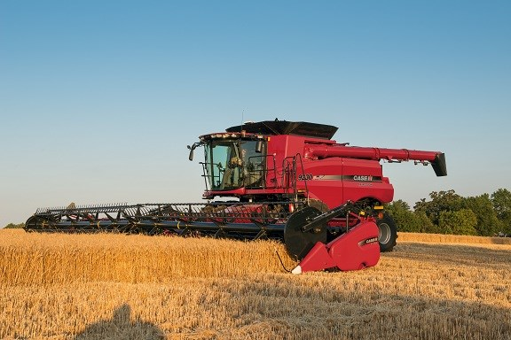 CASE IH 9230 Axial-Flow combine harvester