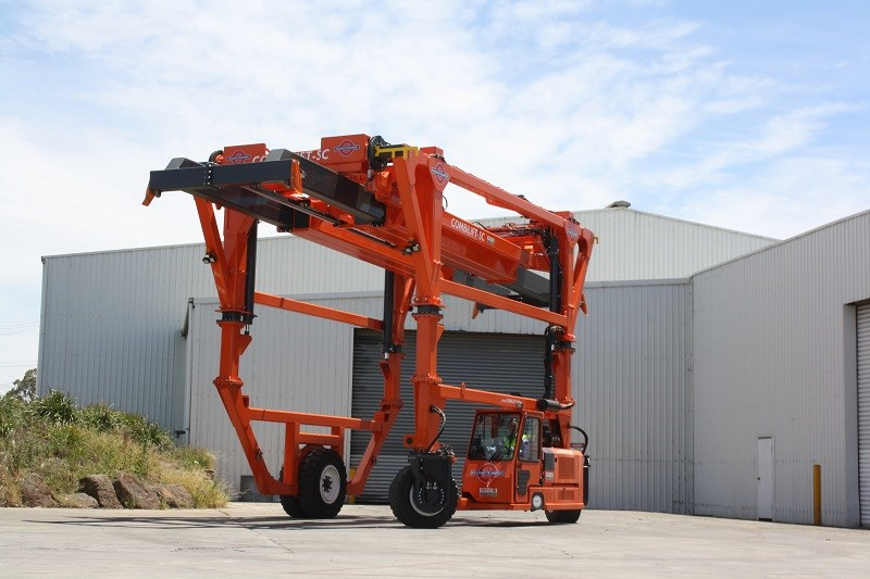 Combilift SC3 T Container Handler Straddle Carrier 3