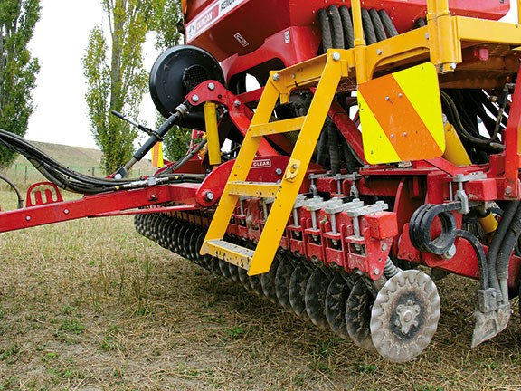 Duncan Ag AS3500 Eco Seeder ideal for farmers