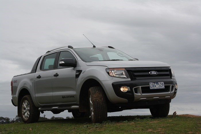 Ford Ranger Wildtrak 4x4 1