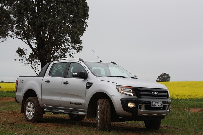Ford Ranger Wildtrak 4x4 2