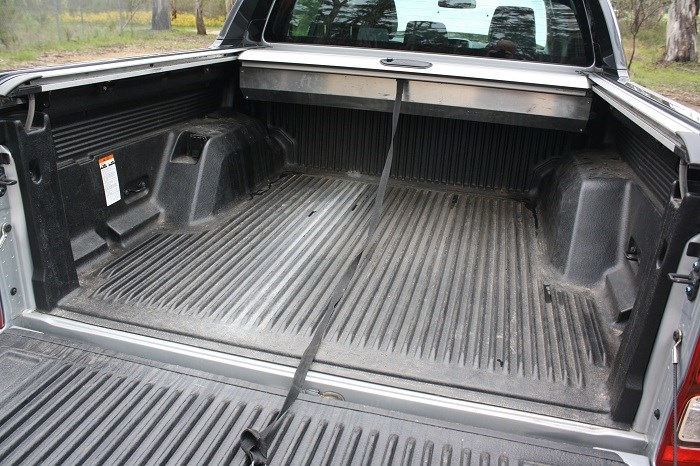 Ford Ranger Wildtrak 4x4 ute tub