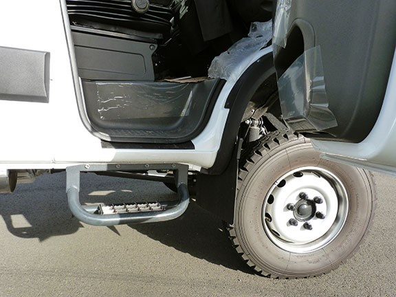 Iveco Daily 4x4 entry