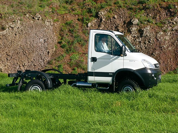 Iveco 4x4 Daily