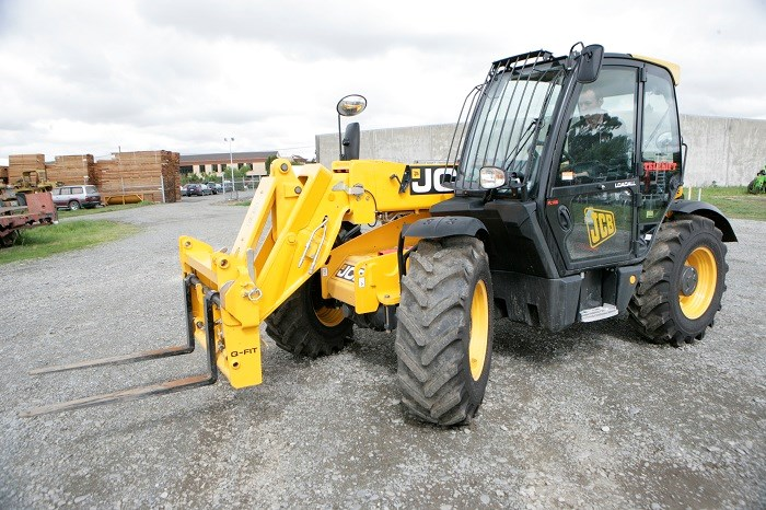 JCB 531 70 telescopic handler 2