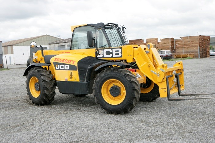 JCB 531 70 telescopic handler 5