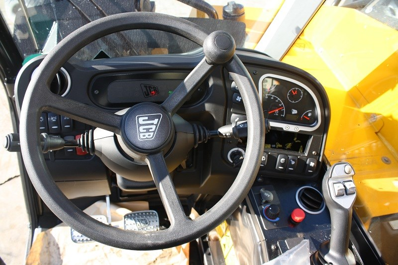 JCB Loadall 527 58 controls