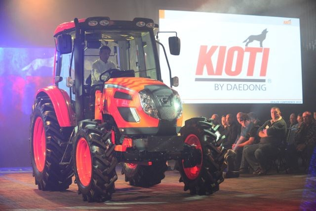 Kioti PX, NX and RX range launch_14