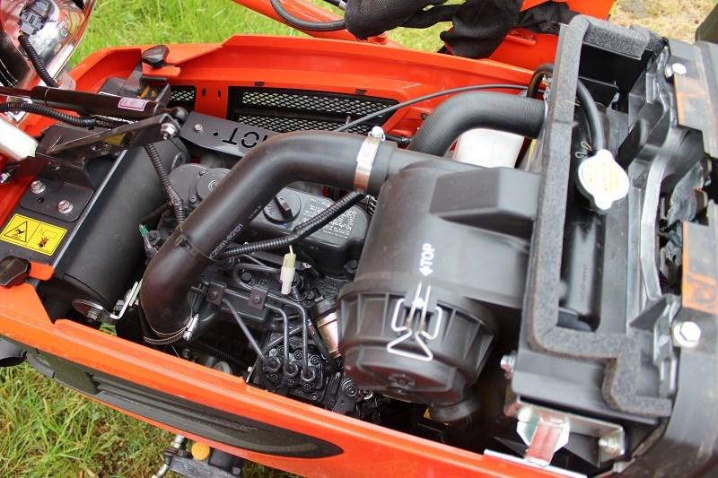 Kubota BX25D sub-compact tractor review