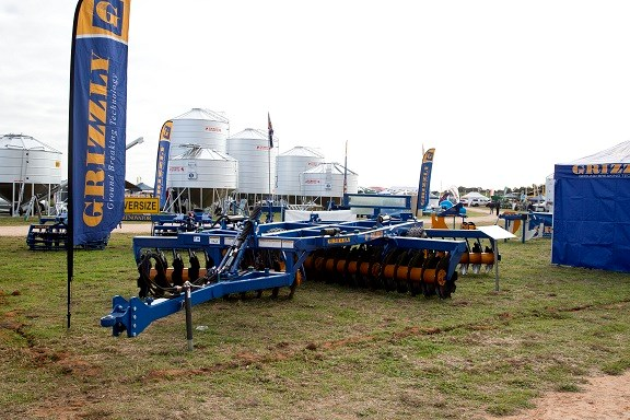 Grizzly-Mallee Machinery Field Days