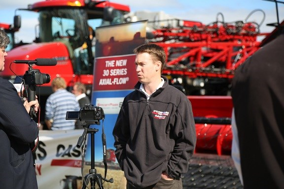 Case IH O'Connors-Mallee Machinery Field Days