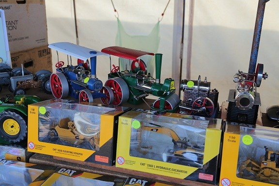 Collectors Models-Mallee Machinery Field Days