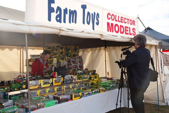 Farm Toys-Mallee Machinery Field Days