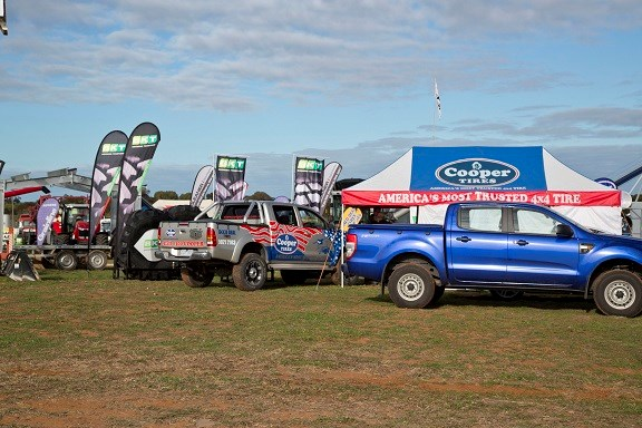 Coopers Tyres-Mallee Machinery Field Days